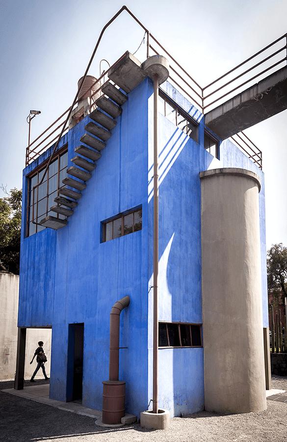 Casa Estudio Diego Rivera y Frida Kahlo