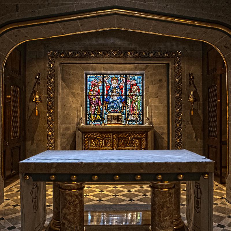 Altar oratorio
