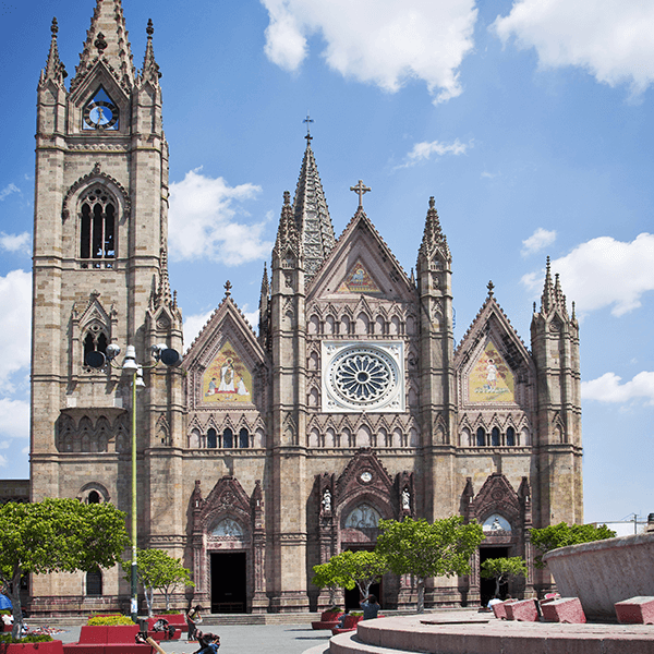 Church Guadalajara