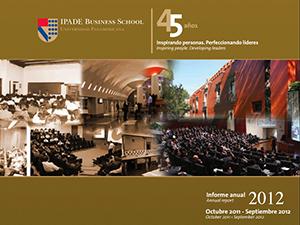 Ipade annual report 2012