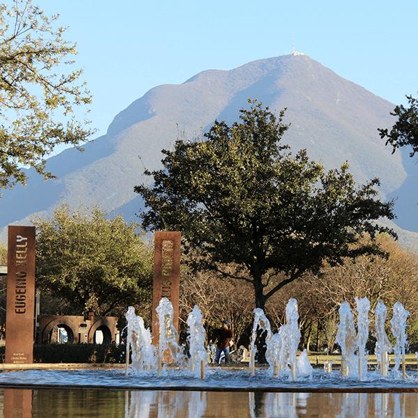 Monterrey Garden