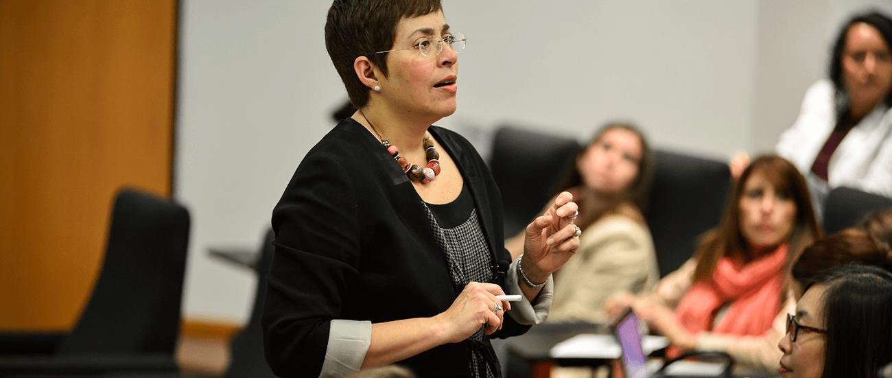Silvia Cacho Faculty S.
